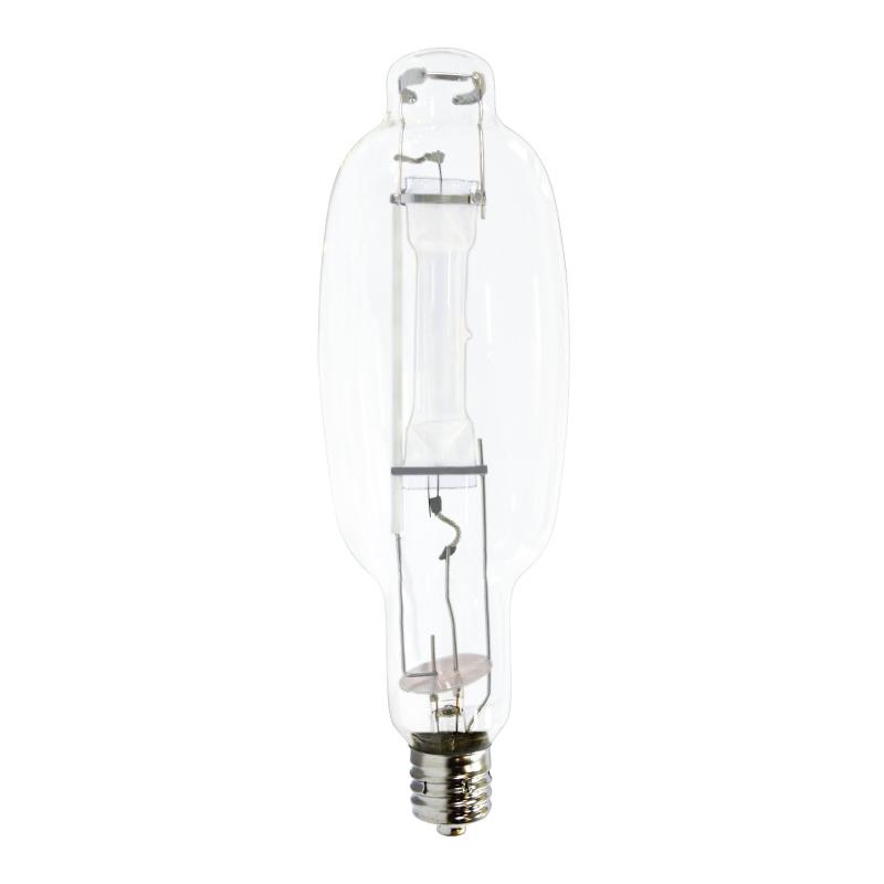 1000 Watt Single Metal Halide Light: 1,000 Watt Pulse Start Metal Halide 10K Lamp
