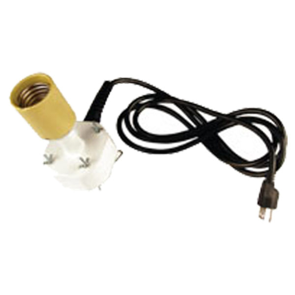 UltraGrow Mogul Socket Assembly with 15' Power Cord