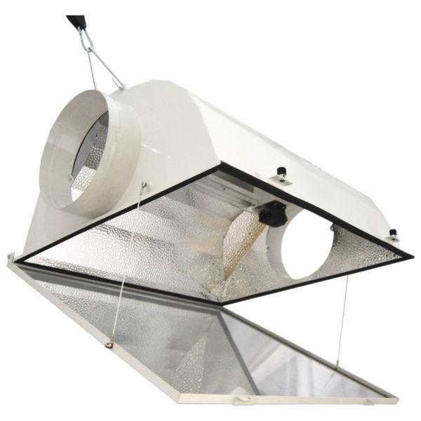 UltraGrow Air Cool Double - Ended Hood