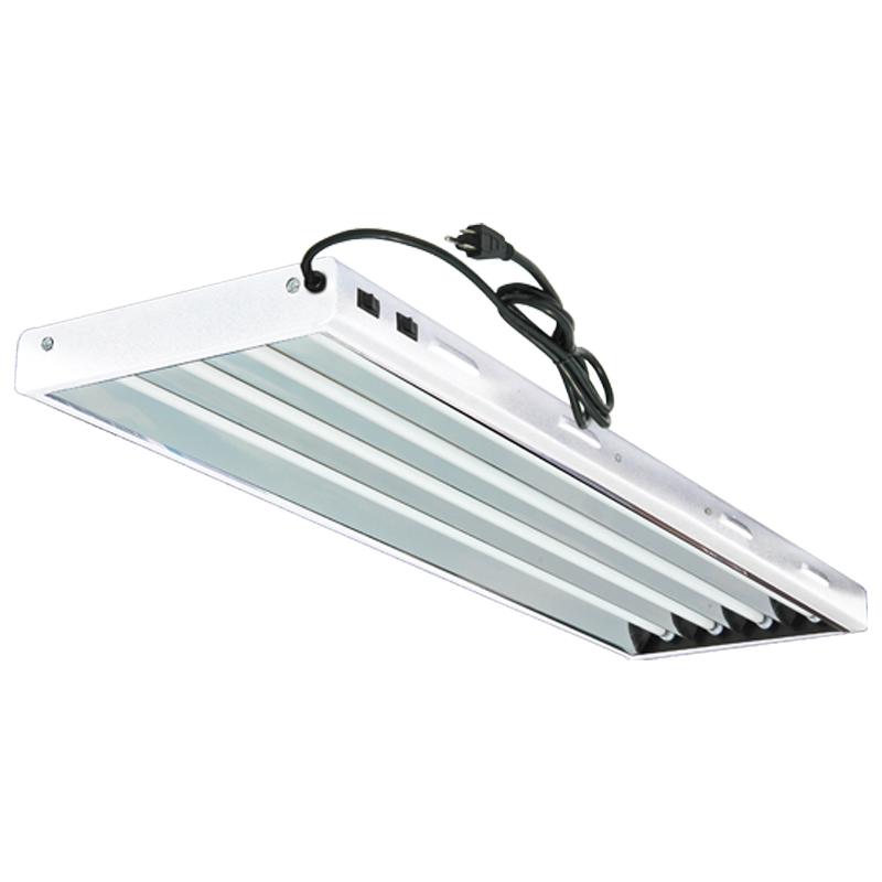 UltraGrow – 4X4 T5 Fluorescent Fixtures w/6,500K Lamps – Allstate ...