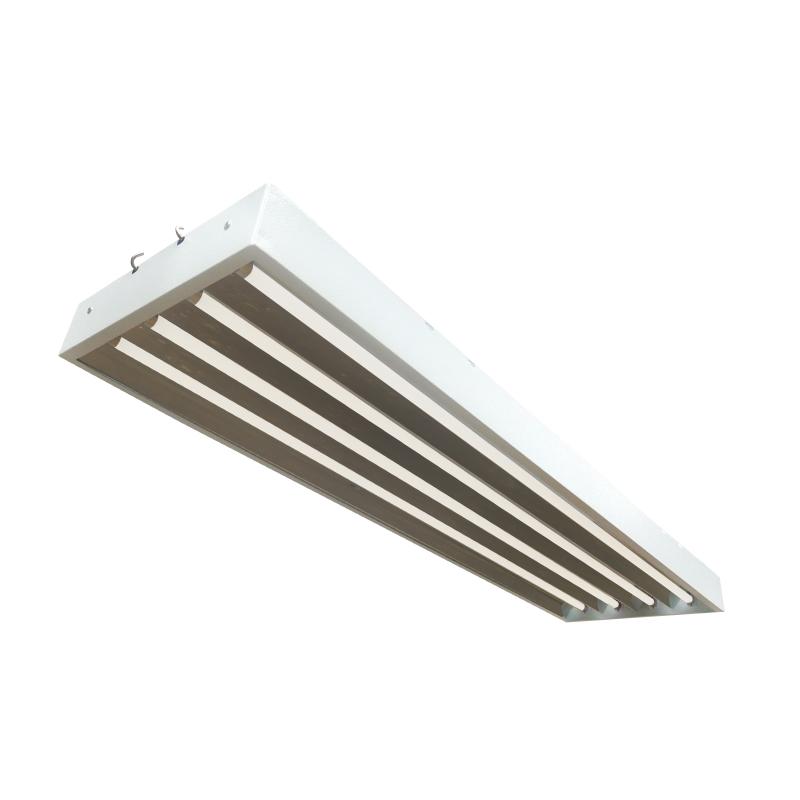 UltraGrow – 4X4 Feather T5 Fluorescent Fixtures w/6,500K Lamps ...